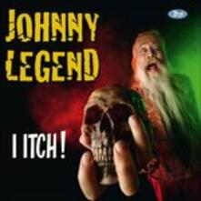 I Itch - Vinile LP di Johnny Legend