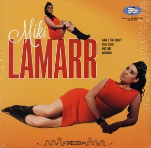 Miki Lamarr - Miki Lamarr - Vinile 10''