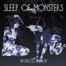 Produces Reason (Picture Disc - Limited Edition) - Vinile LP di Sleep of Monsters