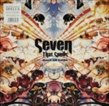 Black Om Rising (Picture Disc) - Vinile LP di Seven That Spells