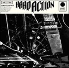 Sinister Vibes (Picture Disc - Limited Edition) - Vinile LP di Hard Action