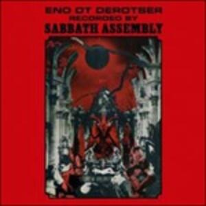 Eno et Derotser - Vinile LP di Sabbath Assembly