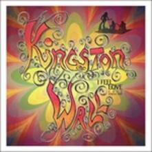 I Feel Love - Vinile LP di Kingston Wall