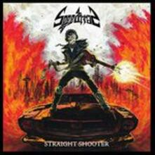 Straight Shooter (Red) - Vinile LP di Speedtrap