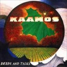 Deeds and Talks (Picture Disc) - Vinile LP di Kaamos