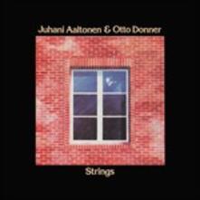 Strings (Picture Disc) - Vinile LP di Juhani Aaltonen