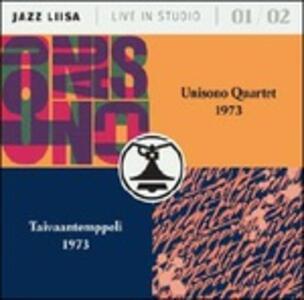 Jazz Liisa vol.1 - Vinile LP di Unisono Quartet