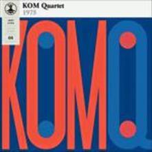 Jazz Liisa 4 (Picture Disc) - Vinile LP di Kom Quartet