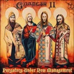 Purgatory Under New Management - Vinile LP di Goatess