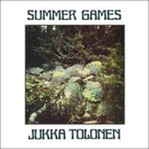 Summer Games - Vinile LP di Jukka Tolonen