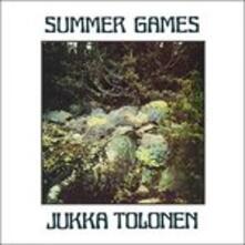 Summer Games (Picture Disc) - Vinile LP di Jukka Tolonen