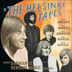 The Helsinki Tapes vol.2 - Vinile LP di Heikki Sarmanto