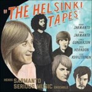 The Helsinki Tapes vol.3 - Vinile LP di Heikki Sarmanto