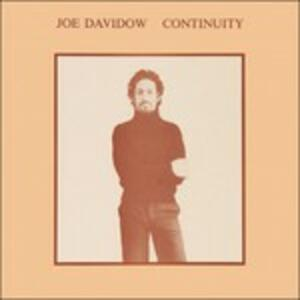 Continuity - Vinile LP di Joe Davidow