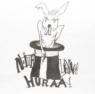 Roskaprinssi - Vinile LP di Noitalinna Huraa
