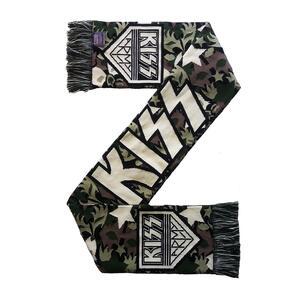 Sciarpa Kiss. Army