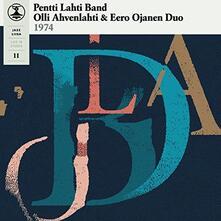 Jazz Liisa vol.11 - Vinile LP di Olli Ahvenlahti,Pentti Lahti