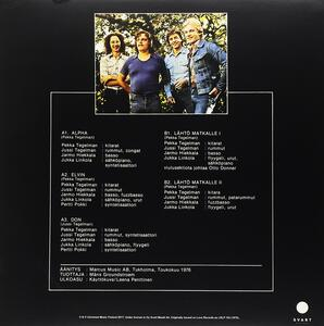 Lahto Matkalle - Vinile LP di Finnforest - 2