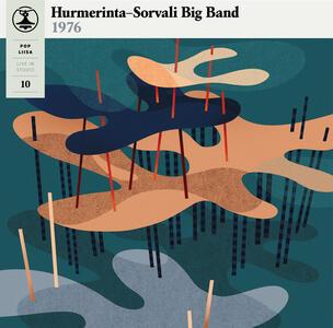 Pop Liisa vol.10 - Vinile LP di Hurmerinta Sorvali Big Band