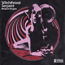 Striped Dragon (Limited Edition) - Vinile LP di Witchthroat Serpent