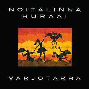 Varjotarha - Vinile LP di Noitalinna Huraa