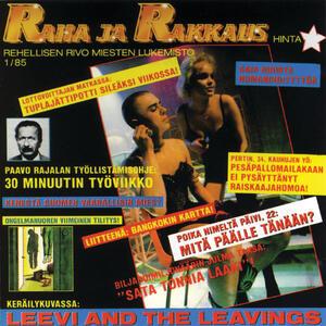 Raha Ja Rakkaus - Vinile LP di Leevi and the Leavings