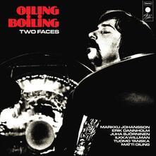 Two Faces (Coloured Vinyl) - Vinile LP di Oiling Boiling