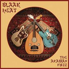 The Arabian Fuzz - Vinile LP di Blaak Heat