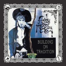 Building on Tradition (Blue Vinyl) - Vinile LP di Andy McCoy