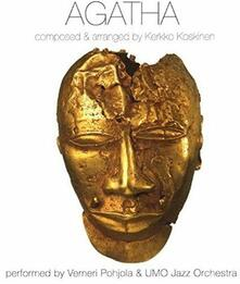 Agatha. Music of Kerkko Koskinen (Limited Edition) - Vinile LP di UMO Jazz Orchestra,Verneri Pohjola