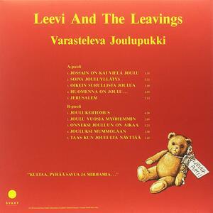 Varasteleva Joulupukki - Vinile LP di Leevi and the Leavings - 2