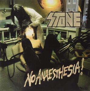 No Anaesthesia - Vinile LP di Stone