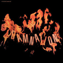 The Second Damnation - Vinile LP di Damnation of Adam Blessing