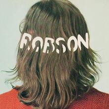 Robson (Clear Vinyl) - Vinile LP di Frank Robson