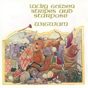 Lucky Golden Stripes and Starpose - Vinile LP di Wigwam