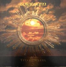 Titans Wheel (Gold Vinyl) - Vinile LP di Wigwam
