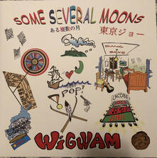 Some Several Moons (Red Vinyl) - Vinile LP di Wigwam
