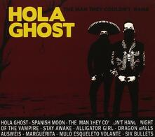 The Man They Couldn't Hang (Yellow Coloured Vinyl) - Vinile LP di Hola Ghost