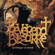 Harbinger of Metal (Limited Edition) - Vinile LP di Reverend Bizarre