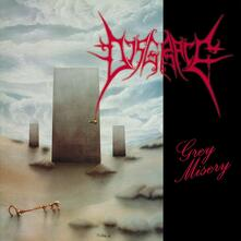 Grey Misery. The Complete Death Metal Years - Vinile LP di Disgrace