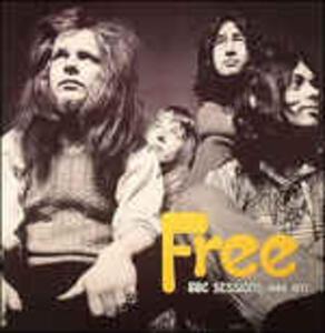 BBC Sessions 1968-1971 - Vinile LP di Free