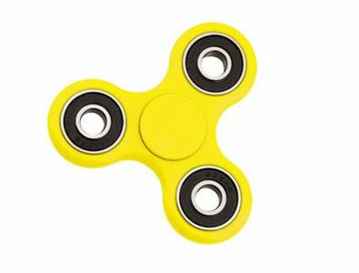 Fidget Spinner Super Twister Giallo - 2