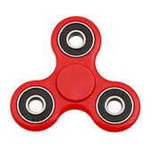 Giocattolo Fidget Spinner Super Twister Professional Rosso 4 Minuti Toys Garden