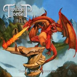Tales of Ancient Prophecies - Vinile LP di Twilight Force