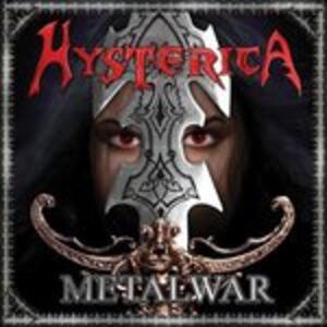 Metalwar - Vinile LP di Hysterica