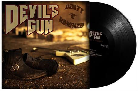 Dirty'n'damned - Vinile LP di Devil's Gun - 2