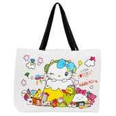 Cartoleria Tote Bag La Pina I Love Tokyo. Linea Hello Kitty Sanrio