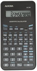 Calcolatrice scientifica di base Aurora Math. 131 funzioni