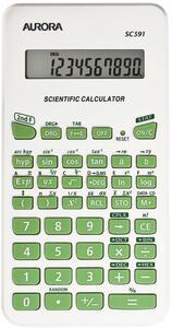 Calcolatrice scientifica di base Aurora Math. 131 funzioni - 5