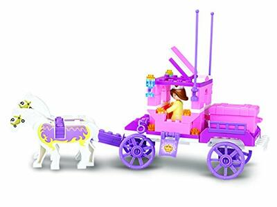 Sluban M38-B0250. Girl's Dream. La Carrozza Della Regina 137 Pz - 5